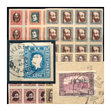 330. Online Auction sale of the unsold lots - Hungarian philately and postal history