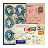 331. Closed Online auction - Hungarian philately and postal history