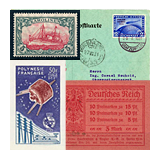 331. Closed Online auction - Foreign philately and postal history