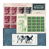 332. Online Auction sale of the unsold lots - Foreign philately and postal history