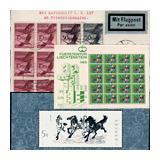 332. Gyorsárverés maradékeladás - Külföldi filatélia és postatörténet