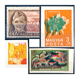 333. Rücklosliste der Fernauktion - Erlesene Lose und Sammlungen Ungarn