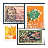 333. Gyorsárverés maradékeladás - Kiemelt magyar filatélia tételek és gyűjtemények