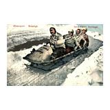 334. Online auction - Postcards