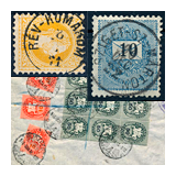 334. Online auction - Hungarian philately and postal history