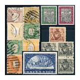 334. Gyorsárverés - Kiemelt külföldi filatélia tételek és gyűjtemények