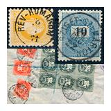 334. Gyorsárverés - Magyar filatélia és postatörténet