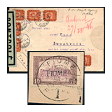 335. Closed Online auction - Hungarian philately and postal history