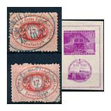 338. Fernauktion - Erlesene Lose und Sammlungen Ausland