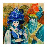 340. Gelaufene Fernauktion - Gemälde und Grafiken