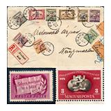 340. Gelaufene Fernauktion - Philatelie und Postgeschichte Ungarn