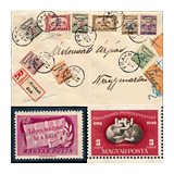 340. Online auction - Hungarian philately and postal history