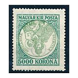 341. Gelaufene Fernauktion - Philatelie und Postgeschichte Ungarn