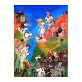 342. Rücklosliste der Fernauktion - Gemälde und Grafiken