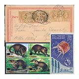 342. Rücklosliste der Fernauktion - Philatelie und Postgeschichte Ausland