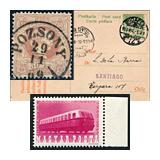343. Gelaufene Fernauktion - Erlesene Lose und Sammlungen Ungarn
