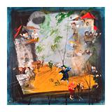 343. Gelaufene Fernauktion - Gemälde und Grafiken