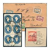 343. Gelaufene Fernauktion - Philatelie und Postgeschichte Ungarn