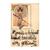 343. Closed Online auction - Postcards