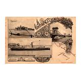 344. Gelaufene Fernauktion - Ansichtskarten