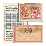 344. Gelaufene Fernauktion - Philatelie und Postgeschichte Ausland