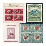 344. Closed Online auction - Hungarian philately and postal history