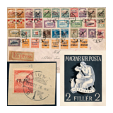 345. Closed Online auction - Selected Hungarian items and collections