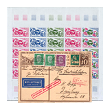 345. Closed Online auction - Foreign philately and postal history