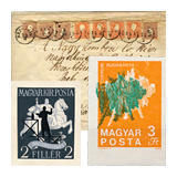 346. Gelaufene Fernauktion - Erlesene Lose und Sammlungen Ungarn