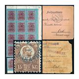 346. Gelaufene Fernauktion - Philatelie und Postgeschichte Ungarn