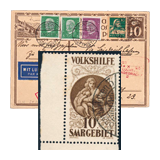 348. Closed Online auction - Foreign philately and postal history