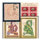 349. Gelaufene Fernauktion - Erlesene Lose und Sammlungen Ungarn