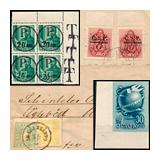 349. Gelaufene Fernauktion - Philatelie und Postgeschichte Ungarn