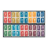 350. Rücklosliste der Fernauktion - Erlesene Lose und Sammlungen Ausland