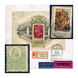 350. Online Auction sale of the unsold lots - Selected Hungarian items and collections