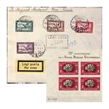 351. Fernauktion - Philatelie und Postgeschichte Ungarn