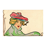 351. Closed Online auction - Postcards