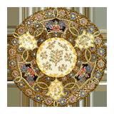 351. Closed Online auction - Porcelain, ceramics, glassware