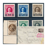 351. Online auction - Foreign philately and postal history
