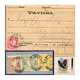 352. Online Auction sale of the unsold lots - Selected Hungarian items and collections