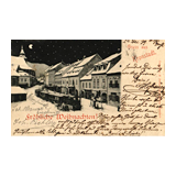 353. Gelaufene Fernauktion - Ansichtskarten