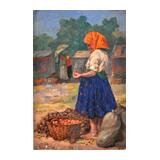 353. Gelaufene Fernauktion - Gemälde und Grafiken