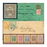 353. Gelaufene Fernauktion - Philatelie und Postgeschichte Ungarn