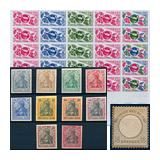 353. Gelaufene Fernauktion - Philatelie und Postgeschichte Ausland