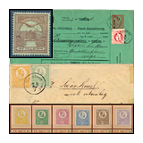 353. Closed Online auction - Hungarian philately and postal history