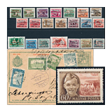 354. Rücklosliste der Fernauktion - Erlesene Lose und Sammlungen Ungarn
