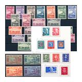 354. Gyorsárverés maradékeladás - Kiemelt külföldi filatélia tételek és gyűjtemények