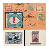 356. Online Auction sale of the unsold lots - Selected Hungarian items and collections