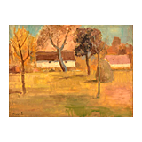 356. Online Auction sale of the unsold lots - Paintings and graphics