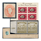 356. Online Auction sale of the unsold lots - Hungarian philately and postal history